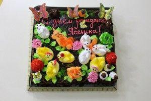 тортик для Ясеньки