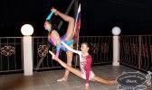 Гимнастки в Вояже Крым Заозерное
