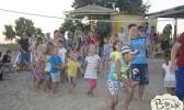 Отдых в Крыму с детьми. Гостиный двор Вояж. Пляжные игры.