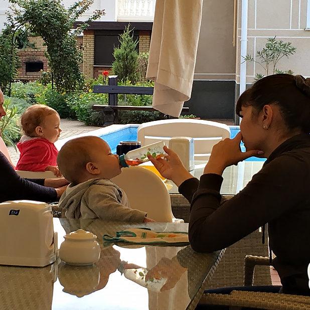 Гостиный двор Вояж Заозерное - отдых с детьми фото 33